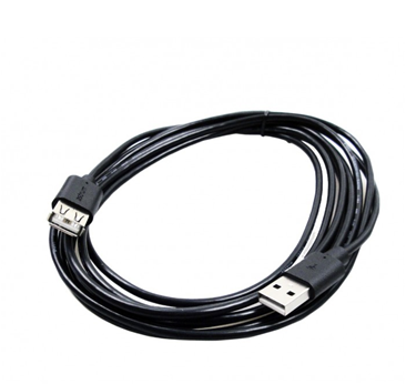 USB M-F 3.0M Extension Cable