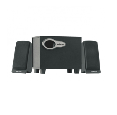 Astrum 2.1CH Compact Subwoofer Multimedia Speaker