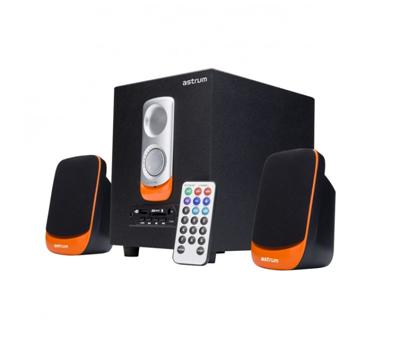 2.1CH 10W Speaker USB + SD + FM + AUX