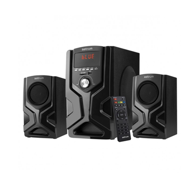 2.1CH 40W Multimedia Speaker USB + SD + FM Radio
